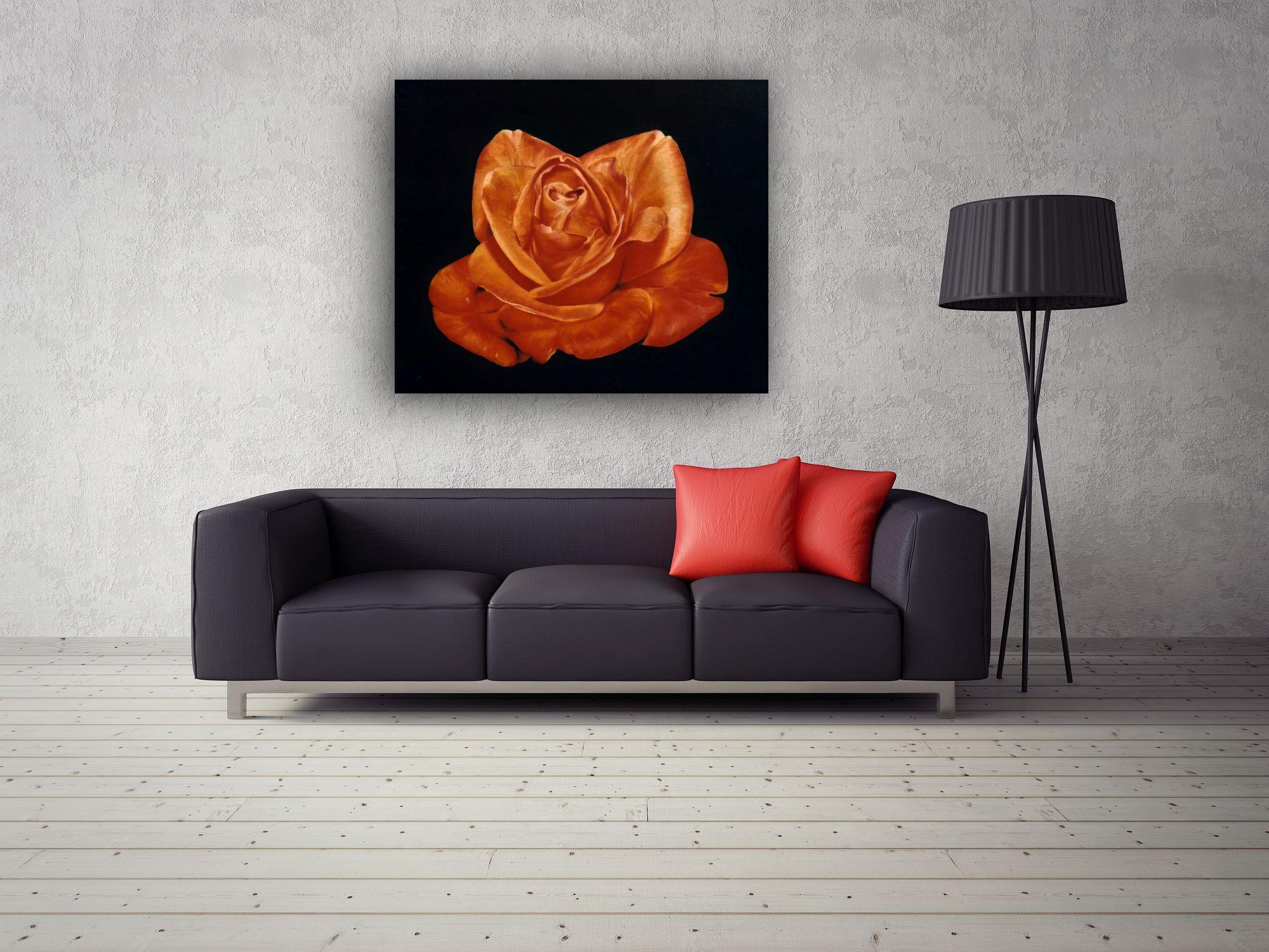 Rosen Gemälde